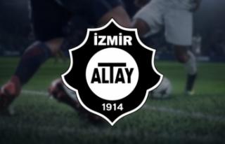 Altaylı futbolcular çalışmalarını evlerinde...