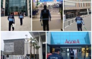 İzmir'deki AVM'ler karara uydu: Tek tek...