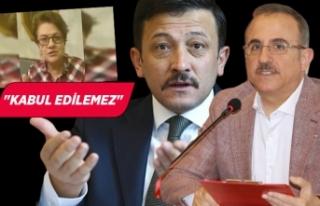 İzmir'e çirkin saldırı: AK Partili Sürekli'den...