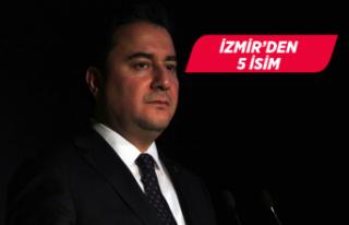 Kurucular kurulu belli oldu: İzmir'den kimler...