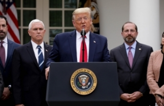 "Trump, ""ulusal acil durum"" ilan etti"