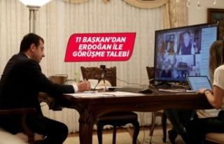 11 Büyükşehir'den Cumhurbaşkanı Erdoğan...
