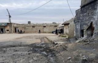 Afrin'de bomba yüklü araçla saldırı: 40...