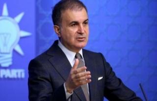 """AK Parti Sözcüsü Çelik'ten """"rejim""""..."""