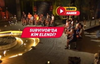 İşte Survivor 2020'de bu hafta elenen yarışmacı