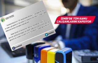 İzmir'de kamu çalışanlarına serbest kıyafet...