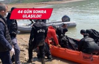 Tunceli'de kayıp Uzman Çavuş Yılmaz Güneş'in...
