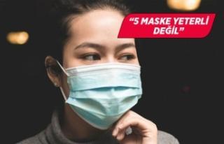 Türk Eczacıları Birliği'nden çağrı: Maskenin...