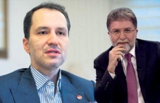 Ahmet Hakan'dan Fatih Erbakan'a sert sözler!