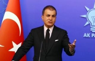 AK Parti Sözcüsü Çelik'ten CHP sözcülerine...