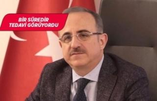 AK Partili Sürekli'nin acı günü!