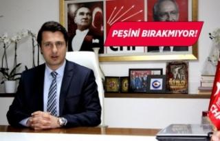 CHP İzmir'den 'camide müzik provokasyonuna'...