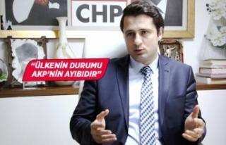 CHP'li Yücel'den çarpıcı 1 Mayıs mesajı