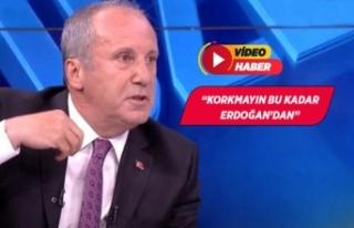 Erdoğan canlı yayını bölünce, terk etti!