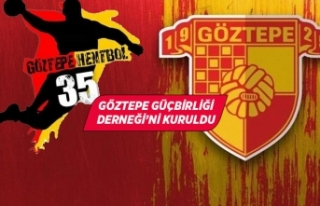 Göztepe'den Hentbol atağı