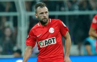 Hakan Özmert'in hayali Avrupa kupalarında mücadele...