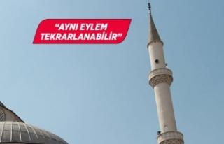 İzmir'deki camiden müzik olayıyla ilgili dikkat...