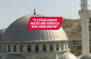 İzmir Müftülüğünden açıklama