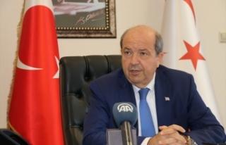 KKTC Başbakanı Tatar, hükümetin ekonomik planlarını...