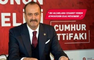 MHP'li Osmanağaoğlu'ndan Tunç Soyer'e...