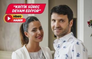 Sinan Özen'in bebeği altıncı kez ameliyat...