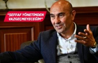 Soyer, İzmirliler'e seslendi