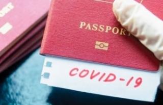 Tatil için sağlık pasaportu şartı geliyor