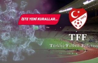TFF maç protokolü açıkladı!