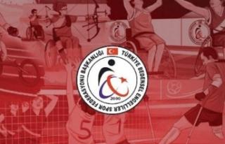 Türkiye Bedensel Engelliler Spor Federasyonu, tüm...
