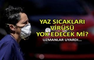 Yaz sıcakları virüsü yok edecek mi?