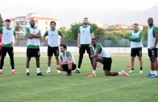 Yukatel Denizlisporlu futbolcular 4 günlük bayram...