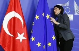 Avrupa Birliği, Türkiye için seyahat uyarısını...