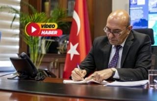 Başkan Soyer: 'Kriz devam ediyor' dedi ve...
