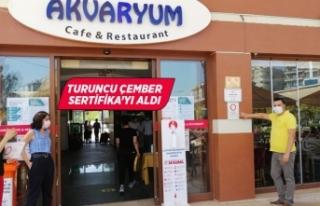 Çiğli Belediyesi Sosyal Tesislerine Turuncu Çember...