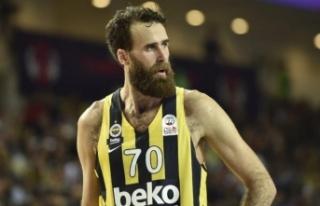 Fenerbahçe'de Datome ile yollar ayrılıyor