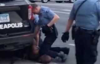 George Floyd'un öldüren polis memurları ağır...