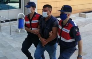 İzmir'de aranan hükümlü yakalandı