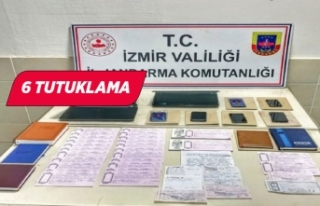 İzmir'de tefecilik operasyonu!