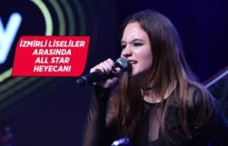 İzmir Özel TAKEV Anadolu ve Fen Lisesi All Star'da...