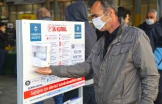 Koronavirüsle mücadelenin boyutu rakamlara yansıdı