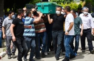 Manisa'da hayatını kaybeden kardeşler toprağa...