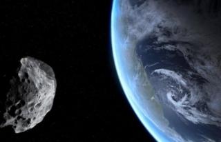 NASA'dan flaş açıklama: Bir gök taşı yaklaşıyor!