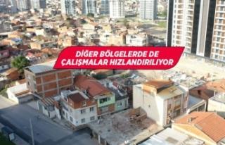 Örnekköy'de kentsel dönüşüm için iki ihale...