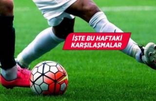 TFF 1. Lig'de 31. hafta heyecanı başlıyor