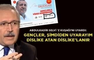 Abdulkadir Selvi 'Z kuşağı'nı uyardı:...