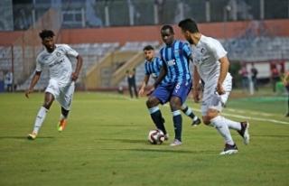 Adana Demirspor: 2 - Altay: 2