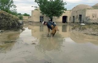 Afganistan'da sel 4 can aldı