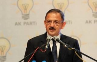 AKP'li Özhaseki'den erken seçim açıklaması:...