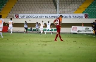 Aytemiz Alanyaspor: 4 - Galatasaray: 1