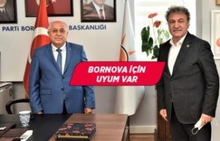 Başkan İduğ'dan AK Parti'ye hayırlı...